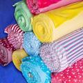 Тягучее вязанное полотно